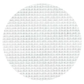 Канва Aida 16 ct. Zweigart, белая, 50х50 см.