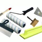 Штукатурно-отделочные инструменты