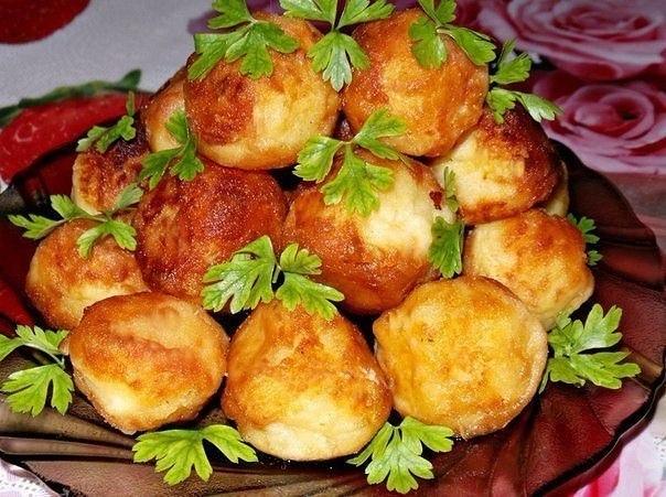 Картофельные шарики — интересное и необычное блюдо, которое может подаваться как...