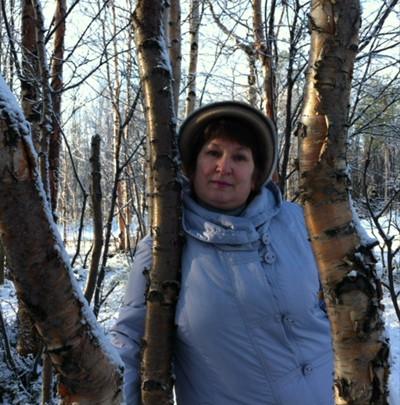 Нина Гомзикова, Мончегорск