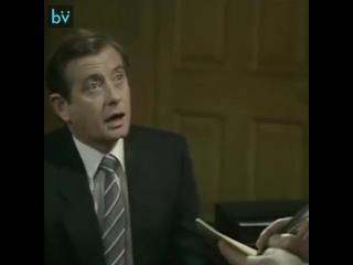 Отрывок из сериала «да, господин министр»