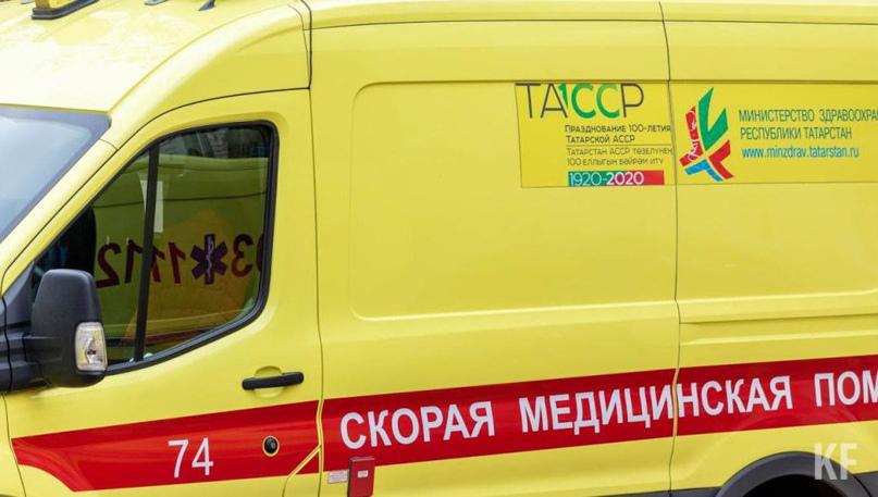 В Казани мать с двумя детьми госпитализировали из-за отравления угарным газом