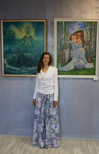 Аполлинария Терещенкова, Санкт-Петербург