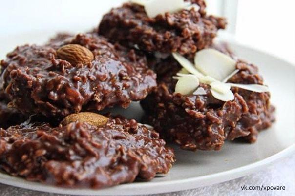 10 шоколадных десертов, которые можно приготовить за 10...