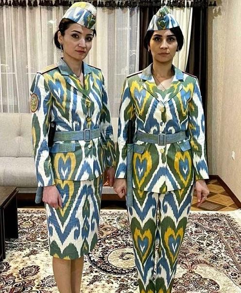 Конфискация, дигустация, фешн ???? МВД Таджикистана представило новый дизайн...