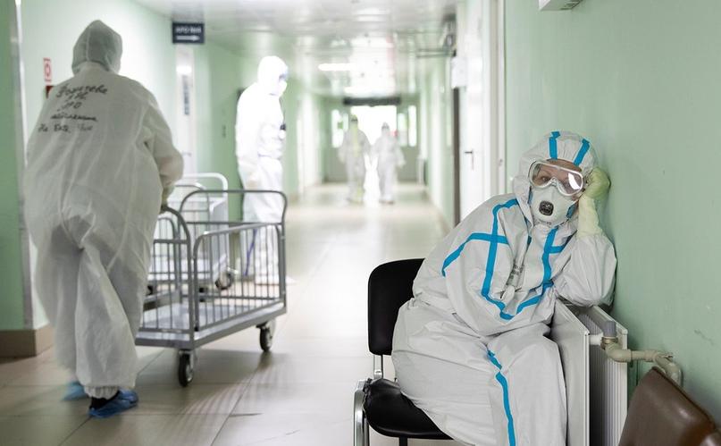 Коронавирус унес еще одну жизнь в Оренбуржье
