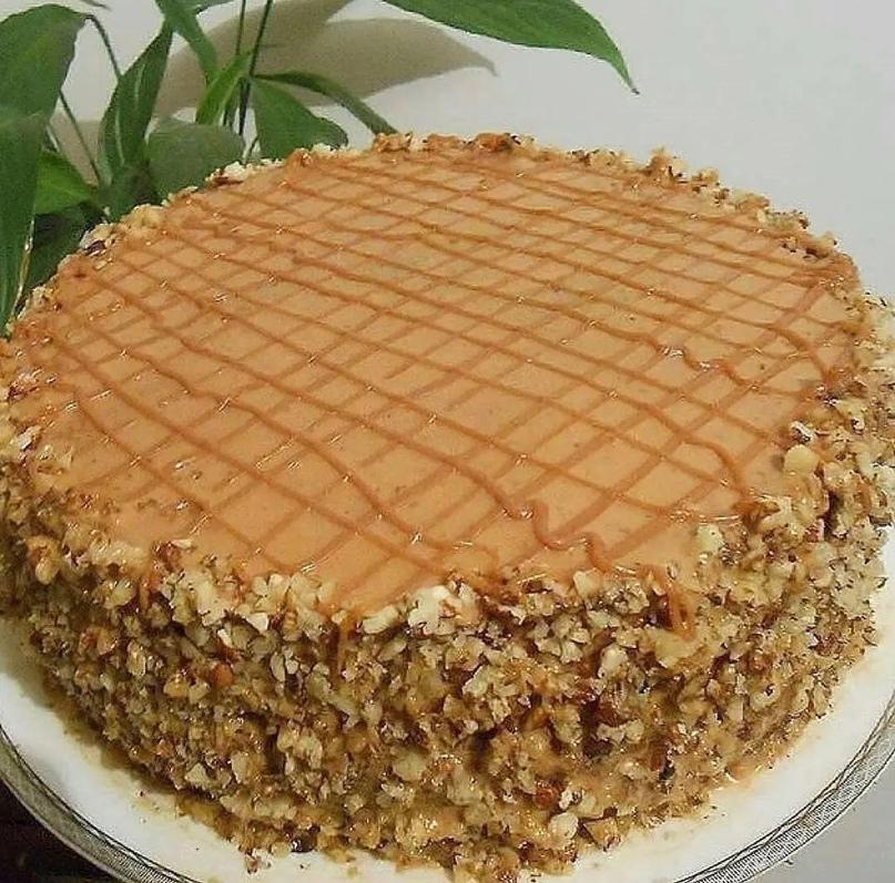 Самый любимый тортик 😋