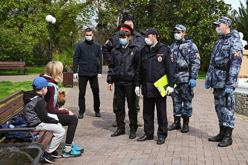В Сочи опять продлили режим повышенной готовности