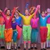 Танцы для детей. Студия Глория лицея БГУ