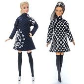 Одежда для кукол. Модель 11. 179