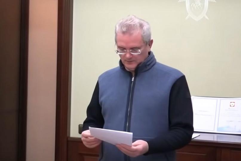Появилось видео с заседания по апелляции Белозерцева