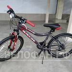 Подростковый (горный) велосипед Black One Ice 24