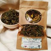 Чай Саган Дайля, короткая срезка, правильная сушка, крафт пакет с окошком, 10гр