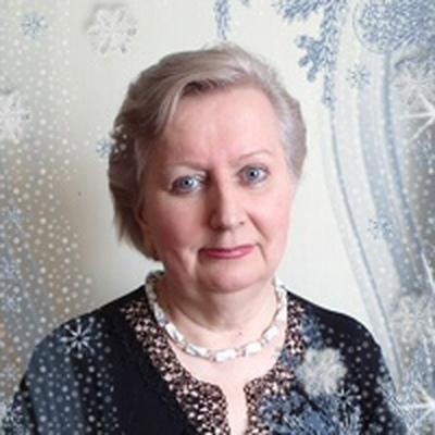Валентина Рагозина, Санкт-Петербург