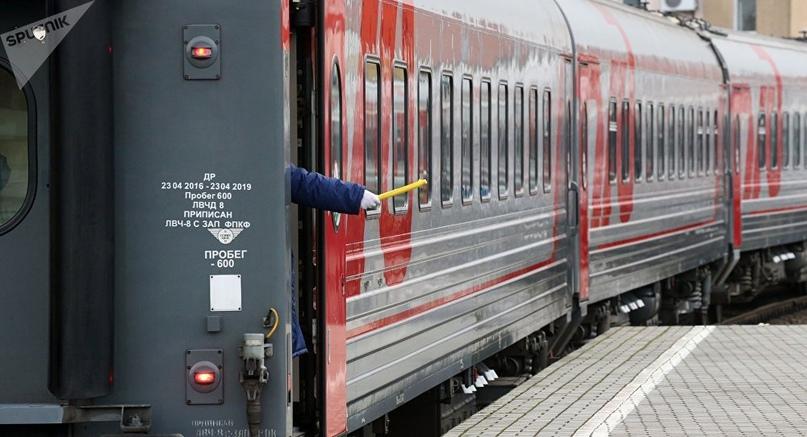 Поездам из Калининграда добавят дополнительные остановки в Беларуси.