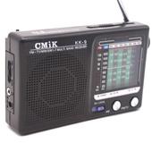 Радиоприемник CMiK KK-9 FM/MW/SW 1-7/TV