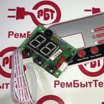 Панель управления водонагревателя Thermex FD (04)