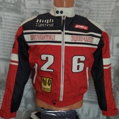 (О151)Мотокуртка текстиль Polo (Германия), размер ХS