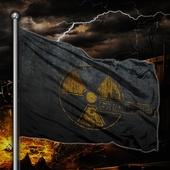 Флаг S.T.A.L.K.E.R. диз.№3