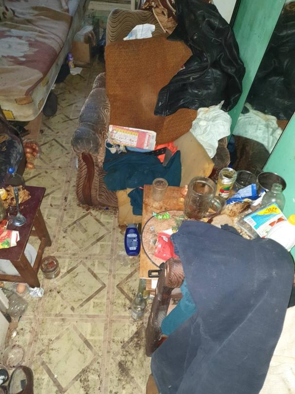 Анонимно. Сын снял квартиру, мы помогли ему вещи перевезти и убраться после пред...