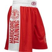 Боксёрские шорты Hardcore Training Red/White