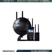 Панорамная камера Insta360 Pro 2 (с техником)
