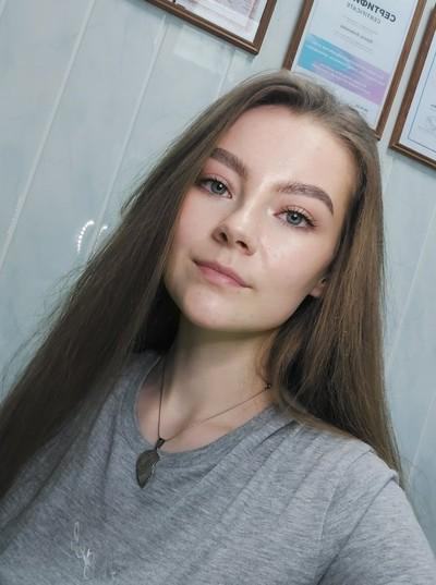 Ирина Аникиева, Вологда