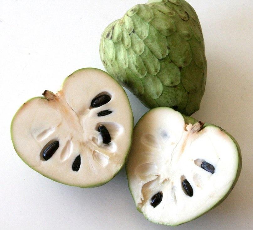 10 экзотических фруктов