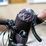 сумка-кормушка для велосипеда