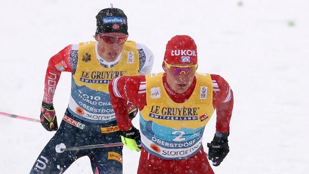 Что говорили после мужской лыжной эстафеты на ЧМ  ➡Читать...