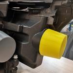 Крышка (заглушки) фары Lada Vesta для LED ламп