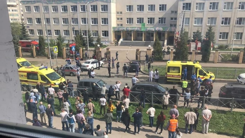 В связи с произошедшим в Казани, ни пора ли нашим школам задуматься об усилении...