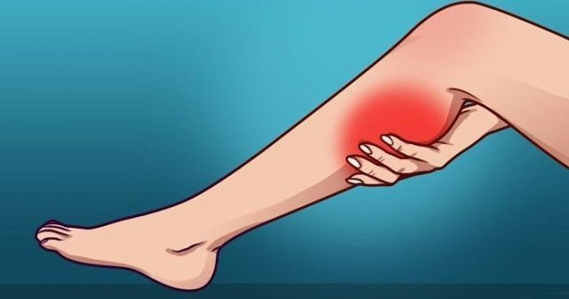 Судороги ног и рук — лечение народными средствами.