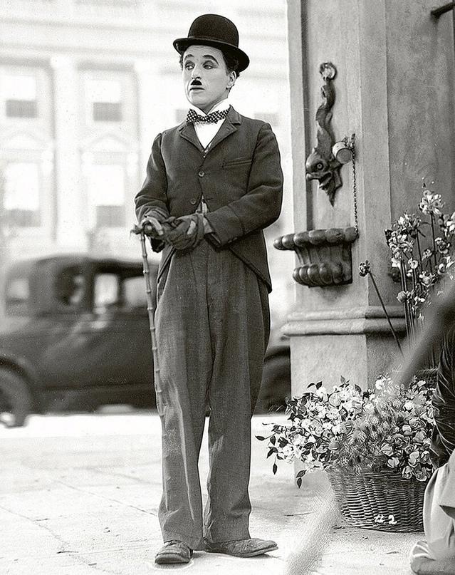 Сегодня день рождения Чарли Чаплина! 🎂