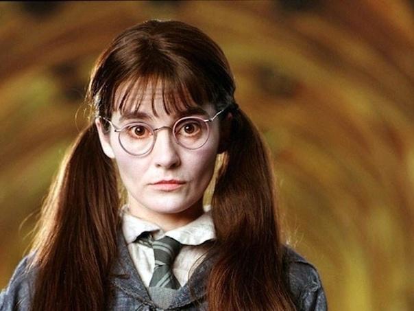 Оказывается ,что 13-ти летнюю девочку в «Гарри Поттере»...
