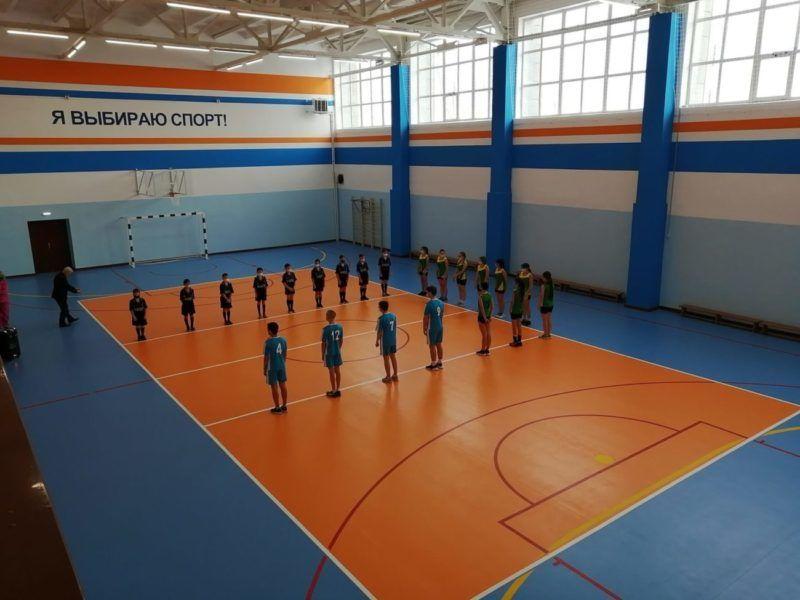В Ясном после капремонта открылась детская спортивная школа