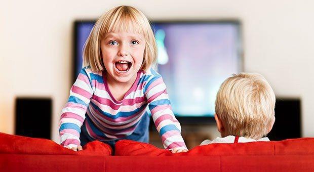 15 способов утихомирить ребёнка