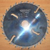 Пила WoodCraft 350х50 4,0/2,5 (z24+z24)