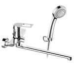 Смеситель универсальный Elghansa BRUNN NEW 5382306 для ванны однорычажный, хром