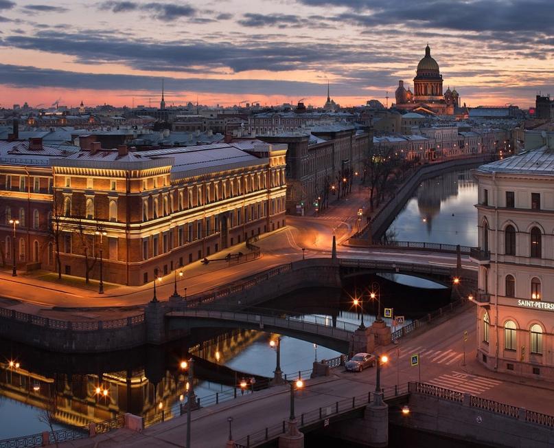 Где в Петербурге можно исполнить любовные желания