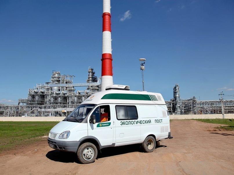 Лаборатория областной экослужбы выехала в Переволоцкий после десяти жалоб на выбросы
