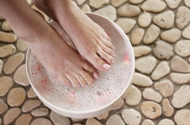Ванночка для ног с содой:  лучшие рецепты