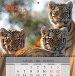 Дизайн и Верстка квартальных календарей и печатных изданий.