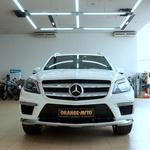Mercedes-Benz GL350d  2014
