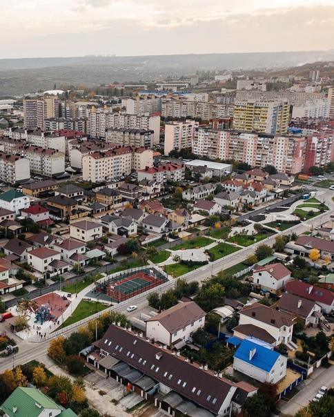 Новый сквер на улице Чехова. Как Вам? Ставрополь