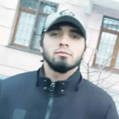 Huzayf Abdulloev