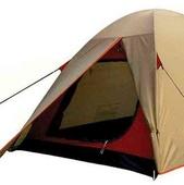 Палатка двухместная FREETIME LSIS 2+1