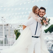 Съемка свадьбы «Comfort»