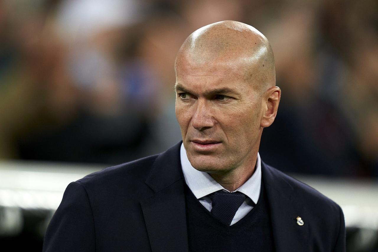 ⚡⚡⚡ Goal: У игроков в раздевалке «Реала» складывается ощущение, что Зинедин Зида...