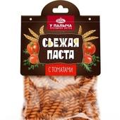 Свежая паста с твердыми сортами пшеницы с чернилами каракатицы, 250 г